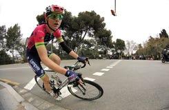 Matej Mohoric of Lampre Merida Team Stock Images