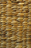 Matelas de bambou de Cocos Image libre de droits