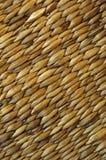 Matelas de bambou de Cocos Photo libre de droits