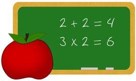 Matemática Foto de Stock Royalty Free