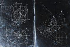 Matemáticas Fotografía de archivo