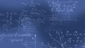 Matemáticas 2 stock de ilustración