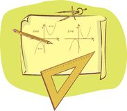 Matematica Immagini Stock