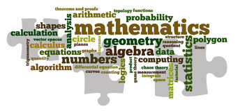 Matematica royalty illustrazione gratis