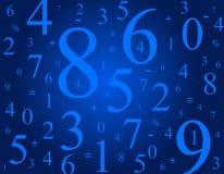 Matematica Fotografia Stock