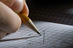 Matematico Fotografia Stock Libera da Diritti