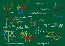 matematik Fotografering för Bildbyråer