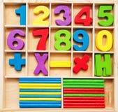 Matematikungelek Arkivfoto