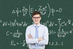 matematisk formel Royaltyfria Foton