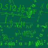 matematisk wallpaper vektor illustrationer