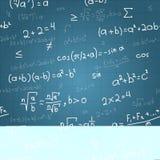 Matematycznie formuł wektorowy bezszwowy wzór dalej ilustracji