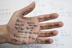 Matematyka Obraz Royalty Free