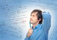 matematyki Zdjęcia Stock