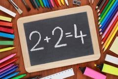 Matematyki Obrazy Royalty Free