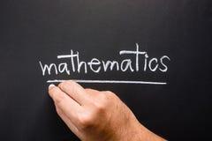 matematyki zdjęcie royalty free