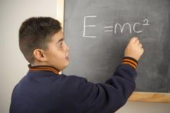 Matematyki formuła Fotografia Royalty Free