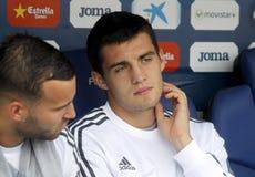 Mateo Kovacic of Real Madrid Stock Photography