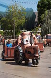 Mater Ride at California Adventure Royalty Free Stock Photos