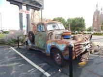 Mater Tow Truck Foto de archivo