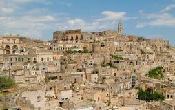 Matera, Италия Стоковое Фото