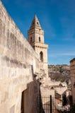 Matera, европейская столица культуры 2019 Базиликата, Италия стоковое фото