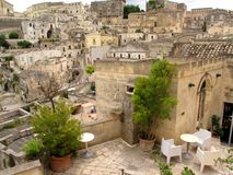 Matera photos stock