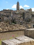 Matera photographie stock