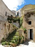 Matera Foto de Stock Royalty Free