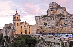 Matera 4 Foto de Stock Royalty Free