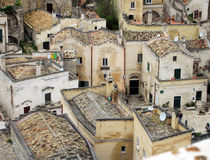 Matera Royalty Free Stock Images