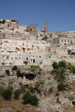 Matera, Basilicata Royalty Free Stock Photos