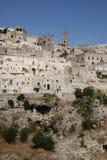 Matera, Basilicata Fotos de archivo libres de regalías