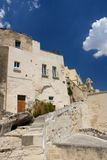 Matera in Basilicata, Italy Stock Image