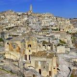 Matera, Basilicata, Italy Royalty Free Stock Photography
