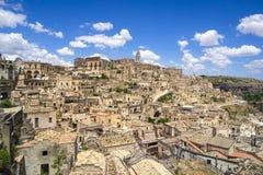 Matera, Basilicata, Italy Stock Image