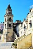 Matera, basilicata, italy Stock Photos