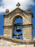 Matera bell tower Royalty Free Stock Photo