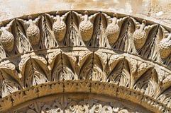 Matera cathedral. Basilicata. Italy. Stock Images