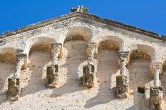 Matera cathedral. Basilicata. Italy. Royalty Free Stock Photos