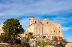 Matera, European Capital of Culture 2019. Basilicata, Italy stock photo