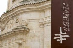 Matera 2019 Royalty Free Stock Images