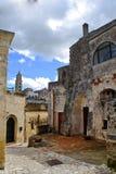 Matera i Italien Royaltyfri Foto