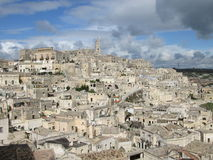 Matera, Italië Stock Afbeeldingen