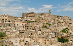Matera, Italia Foto de archivo
