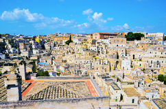 Matera Italie Images stock