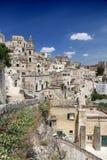 Matera, Italien lizenzfreie stockfotografie