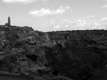 Matera, Italien Lizenzfreie Stockfotos