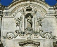 Matera in Italy Royalty Free Stock Photo