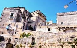 Matera Italy Royalty Free Stock Photo