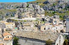 Matera Italy Royalty Free Stock Photos